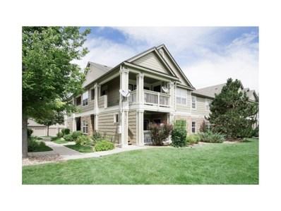 4385 S Balsam Street UNIT 103, Denver, CO 80123 - MLS#: 6860721