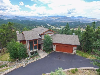 1049 Blue Grass Trail, Evergreen, CO 80439 - #: 6863876