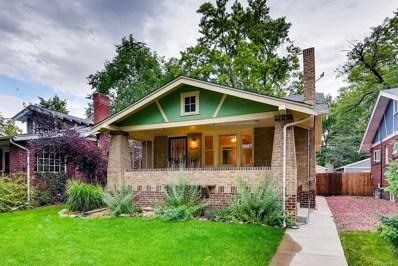 1676 Garfield Street, Denver, CO 80206 - #: 6865588