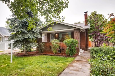 1630 Garfield Street, Denver, CO 80206 - MLS#: 6866426