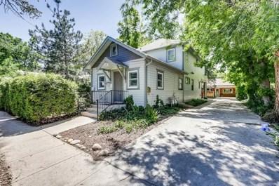 1857 23rd Street, Boulder, CO 80302 - MLS#: 6867572