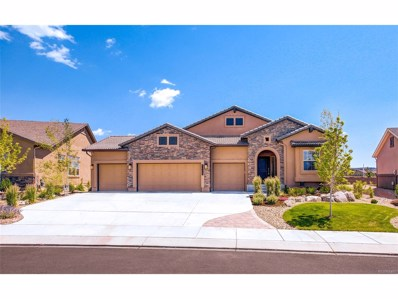 12621 Chianti Court, Colorado Springs, CO 80921 - MLS#: 6869443