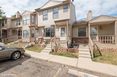 8128 Washington Street UNIT 154, Denver, CO 80229 - #: 6869664