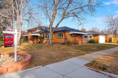 2090 S Wolff Street, Denver, CO 80219 - MLS#: 6871009