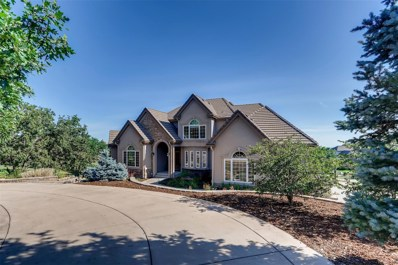 1033 Annabar Drive, Castle Rock, CO 80108 - #: 6871732
