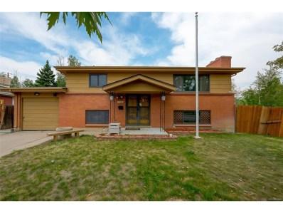 3200 Billings Street, Aurora, CO 80011 - MLS#: 6875265