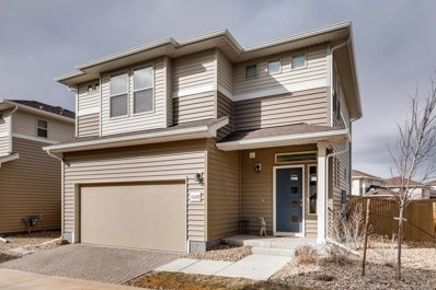 4228 Elegant Street, Castle Rock, CO 80109 - MLS#: 6875932