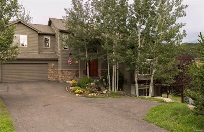 3027 Sun Creek Ridge, Evergreen, CO 80439 - #: 6881761
