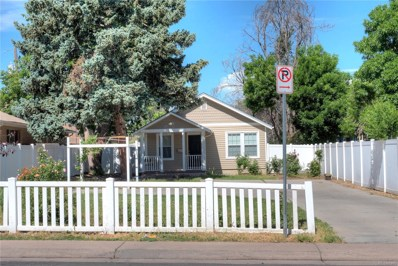 1391 Moline Street, Aurora, CO 80010 - MLS#: 6882434