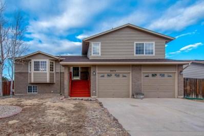 8074 Hidden Pine Drive, Colorado Springs, CO 80925 - MLS#: 6884229