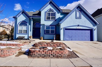 12675 Brookhill Drive, Colorado Springs, CO 80921 - MLS#: 6884291