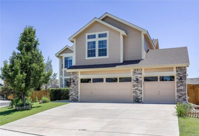 5634 S Zante Circle, Aurora, CO 80015 - MLS#: 6885505