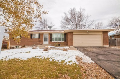 10900 W Saratoga Place, Littleton, CO 80127 - MLS#: 6886900
