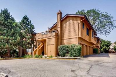 9400 E Iliff Avenue UNIT 47, Denver, CO 80231 - MLS#: 6891254