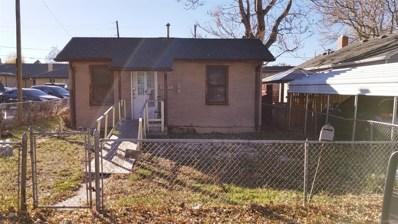1435 Chase Street, Lakewood, CO 80214 - MLS#: 6895260