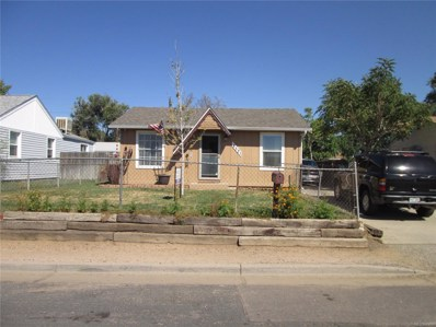 4521 E 70th Avenue, Commerce City, CO 80022 - MLS#: 6895370