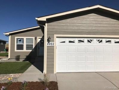 4402 Gray Fox Heights, Colorado Springs, CO 80922 - MLS#: 6917431