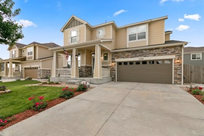 1984 E 167th Lane, Thornton, CO 80602 - MLS#: 6922477