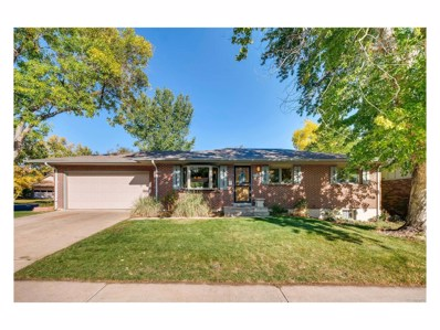 6603 E Vassar Avenue, Denver, CO 80224 - MLS#: 6928889