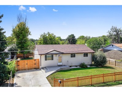 2440 W Hillside Avenue, Denver, CO 80219 - MLS#: 6934061