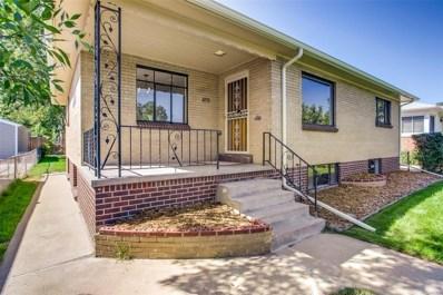 4711 Zuni Street, Denver, CO 80211 - #: 6935163