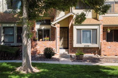 4209 S Granby Way UNIT D, Aurora, CO 80014 - MLS#: 6937389