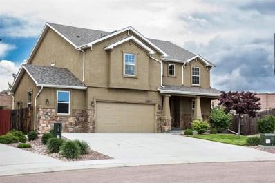3677 Reindeer Circle, Colorado Springs, CO 80922 - MLS#: 6939099