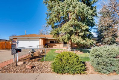 6701 W Jefferson Place, Lakewood, CO 80226 - MLS#: 6940618