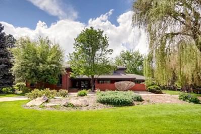 4735 S Clayton Court, Cherry Hills Village, CO 80113 - #: 6946800