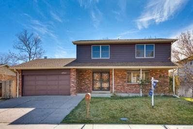 8964 W Rice Avenue, Littleton, CO 80123 - #: 6947701