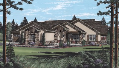 5585 Country Club Drive, Larkspur, CO 80118 - MLS#: 6954877