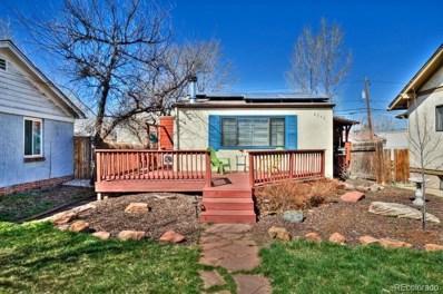 2377 S Lincoln Street, Denver, CO 80210 - MLS#: 6956833