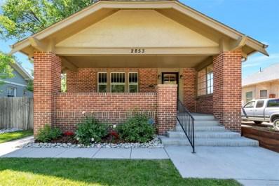 2853 Dexter Street, Denver, CO 80207 - #: 6957862