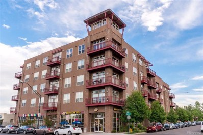 1488 Madison Street UNIT 210, Denver, CO 80206 - MLS#: 6967643