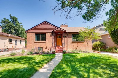 1824 Niagara Street, Denver, CO 80220 - #: 6969855