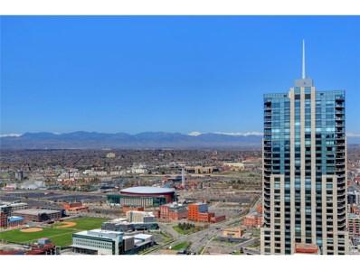 1133 14th Street UNIT 2510, Denver, CO 80202 - MLS#: 6971412