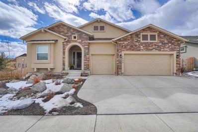 7006 Silver Buckle Drive, Colorado Springs, CO 80923 - MLS#: 6975662