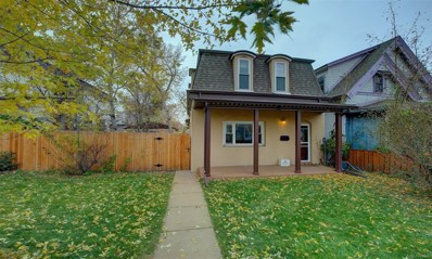 339 Galapago Street, Denver, CO 80223 - MLS#: 6975855