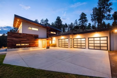 3551 Overlook Trail, Evergreen, CO 80439 - #: 6976952