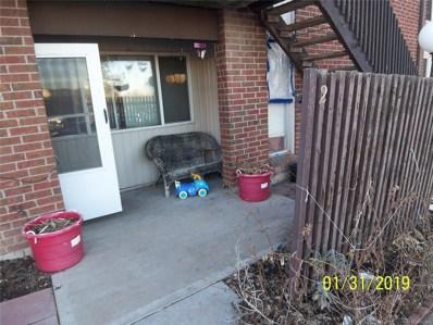 3663 S Sheridan Boulevard UNIT D2, Denver, CO 80235 - #: 6980914