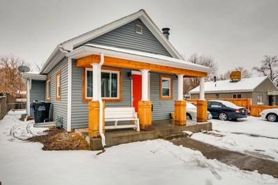 4356 W Custer Place, Denver, CO 80219 - MLS#: 6981469