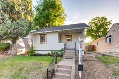 2265 S Marion Street, Denver, CO 80210 - MLS#: 6985234