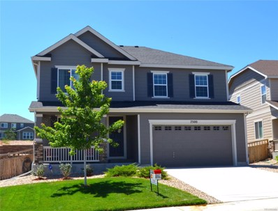 7500 Blue Water Drive, Castle Rock, CO 80108 - MLS#: 6985667