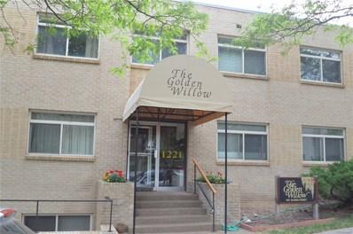 1221 Illinois Street UNIT 1B, Golden, CO 80401 - MLS#: 6990676