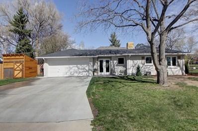 7101 E 6th Avenue Parkway, Denver, CO 80220 - MLS#: 6995053