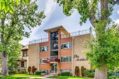 1151 N Marion Street UNIT 203, Denver, CO 80218 - #: 6995392