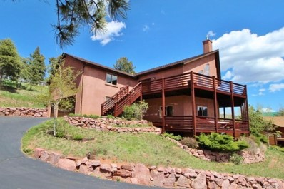 412 Gray Horse Circle, Woodland Park, CO 80863 - #: 7000448
