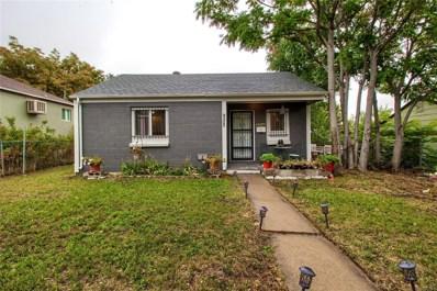 1340 Knox Court, Denver, CO 80204 - MLS#: 7001286