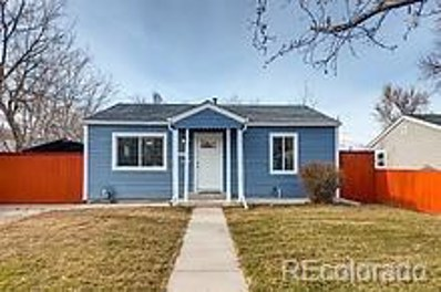 1743 Wabash Street, Denver, CO 80220 - MLS#: 7002867