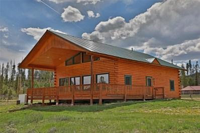 114 County Road 464, Grand Lake, CO 80447 - MLS#: 7003061